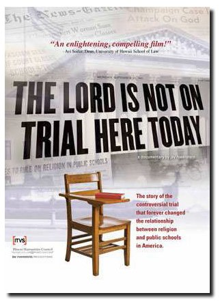 The Lord is not on Trial Here Today