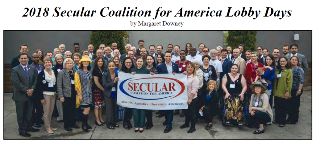 2018 Secular Coalition