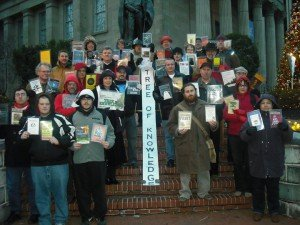 2010 Human Tree of Knowledge, West Chester Courthouse
